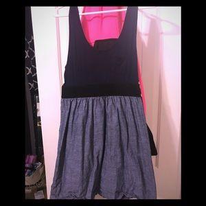 Dresses & Skirts - Cute denim style dress
